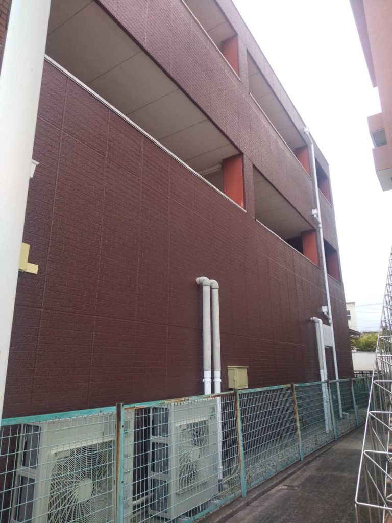 【AFTER1】知立マンション 外壁塗装工事