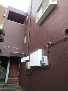 【AFTER2】知立マンション 外壁塗装工事